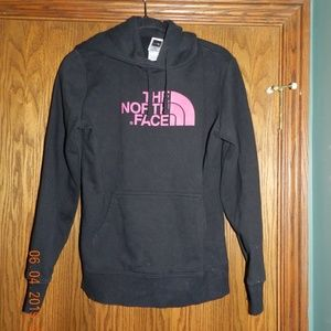 Women's North Face Black Pullover Hoodie